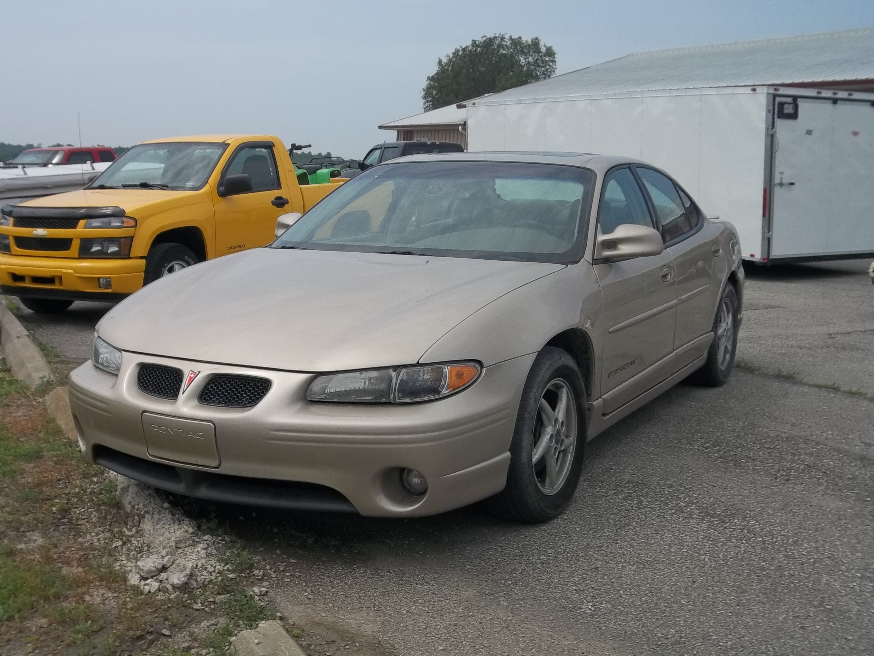 Gm Pontiac Grand Prix Common Problems Repair Guides